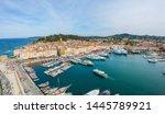 Panorama Of Saint Tropez  Cote...