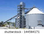 biomass power plant in poland | Shutterstock . vector #144584171