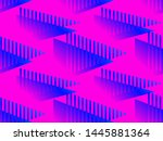 geometric seamless pattern with ...   Shutterstock .eps vector #1445881364
