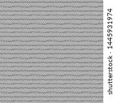vector seamless knitted...   Shutterstock .eps vector #1445931974