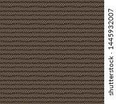 vector seamless knitted...   Shutterstock .eps vector #1445932007