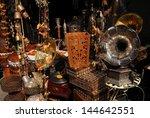 jaffa  isr   july 23 old items... | Shutterstock . vector #144642551
