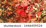 artistic sketch backdrop... | Shutterstock . vector #1446459524