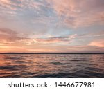 Sunset On Lake Texoma 4th Of...