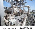 drum for generator steam of... | Shutterstock . vector #1446777434