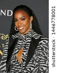 Small photo of Kelly Rowland at the World premiere of 'The Lion King' held at the Dolby Theatre in Hollywood, USA on July 9, 2019.