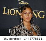 Beyonce At The World Premiere...