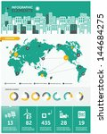 city infographics   flat design ...