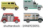 armored vehicle vector bank... | Shutterstock .eps vector #1446923051