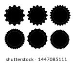 special offer sale tag ... | Shutterstock .eps vector #1447085111