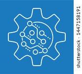 electronic version. vector... | Shutterstock .eps vector #1447158191