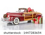Classic Car Decorated For...