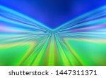 light blue  green vector...   Shutterstock .eps vector #1447311371