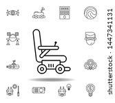 robotics wheelchair outline...