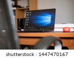 bangkok  thailand   july 9 ... | Shutterstock . vector #1447470167