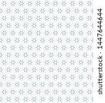 geometric ornamental vector...   Shutterstock .eps vector #1447644644