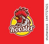 Chicken Rooster Head Mascot....
