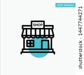 shop  store  online  store ... | Shutterstock .eps vector #1447744271
