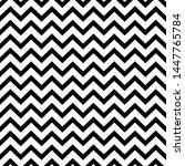 classic chevron pattern design  ... | Shutterstock .eps vector #1447765784
