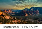 Sedona National Park Valley And ...