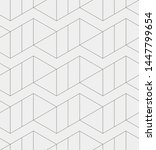 seamless vector pattern.... | Shutterstock .eps vector #1447799654