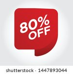 sale of special offers.... | Shutterstock .eps vector #1447893044