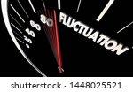 Fluctuation Speedometer Change...
