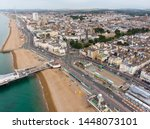 Aerial Photo Of The Brighton...
