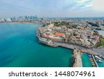 Jaffa Old City And Seaport....