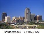 skyline of raleigh  nc | Shutterstock . vector #144823429