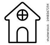 home icon  vector illustration...