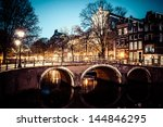 One Of The Famous Canals Of...