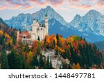 Picturesque Autumn View On...