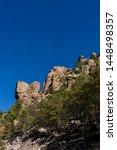 organ pipe formation at...   Shutterstock . vector #1448498357