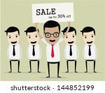 working man collection   for... | Shutterstock .eps vector #144852199