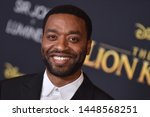 los angeles   jul 09   chiwetel ... | Shutterstock . vector #1448568251
