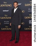 los angeles   jul 09   chiwetel ... | Shutterstock . vector #1448568884