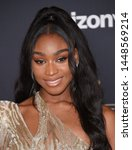 los angeles   jul 09   normani... | Shutterstock . vector #1448569214
