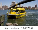 New York City's Water Taxi...
