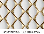 3d Wall Panels Made Of White...