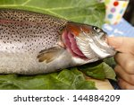 Recognize Fresh Trout To The...