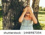 horizontal outdoor image of... | Shutterstock . vector #1448987354