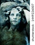 Ancient Statuue Of Hercules As...