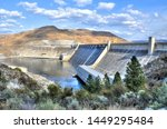 Washington\'s Grand Coulee Dam...