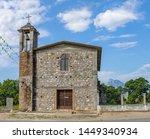 Small  Old  Catholic Church...