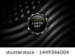 labor day abstract background... | Shutterstock .eps vector #1449346004