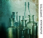vintage shabby chic background... | Shutterstock . vector #144937531
