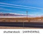Road Trip Through The Desert ...