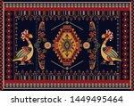 colorful ornamental vector...   Shutterstock .eps vector #1449495464