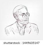 Hayao Miyazaki Vector Sketch...